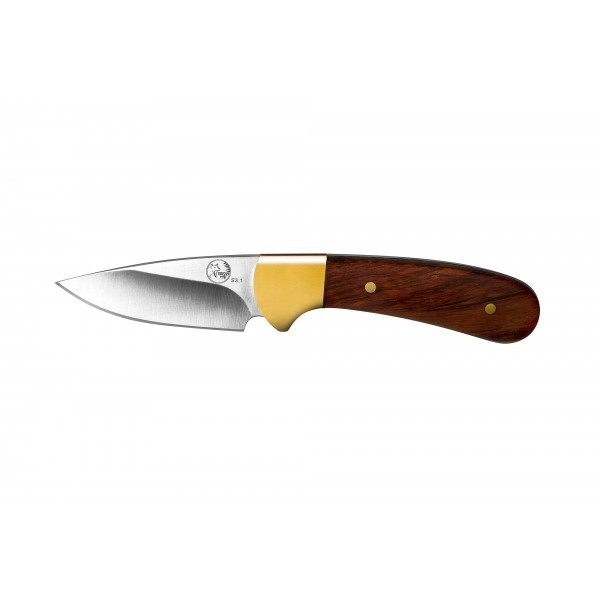 3.1 Fixed Blade Skinner with Leather sheath